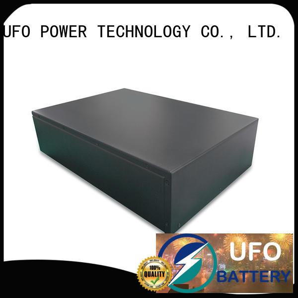 UFO Custom motive power battery for business for solar system telecommunication ups