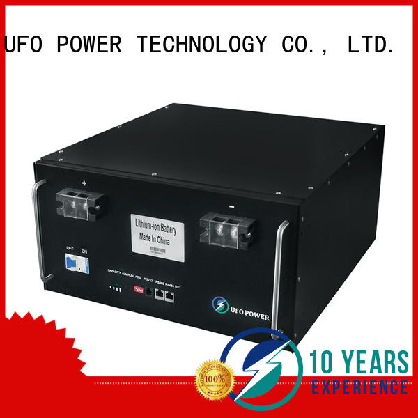 efficient 48v lithium ion battery 100ah with automation control technology for sale
