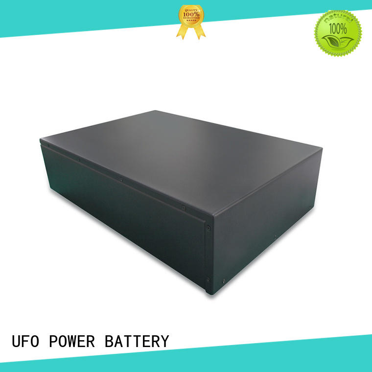 UFO 48v100ah motive power battery suppliers for solar system telecommunication ups agv