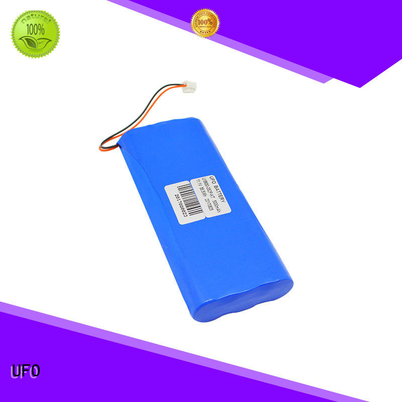 UFO street rechargeable li ion battery pack for business for small device