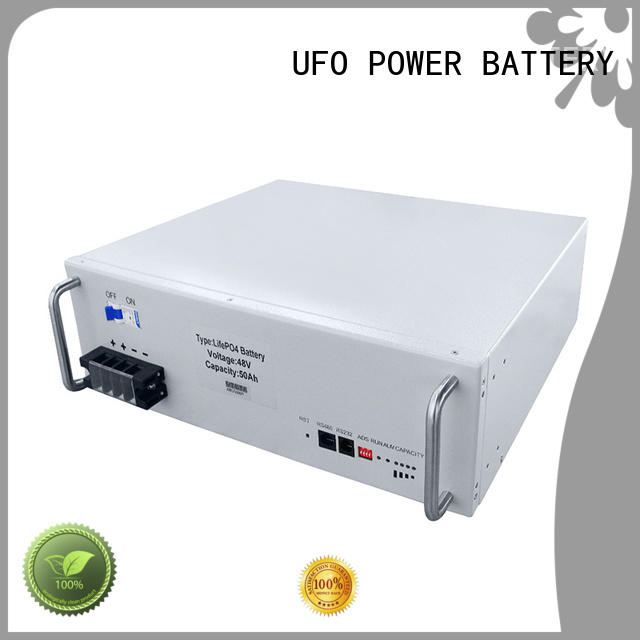 UFO Custom base station battery suppliers for solar system telecommunication ups
