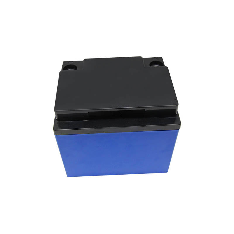 highly durable 12 volt lithium battery 100ah with stable chemical properties for alarm-3