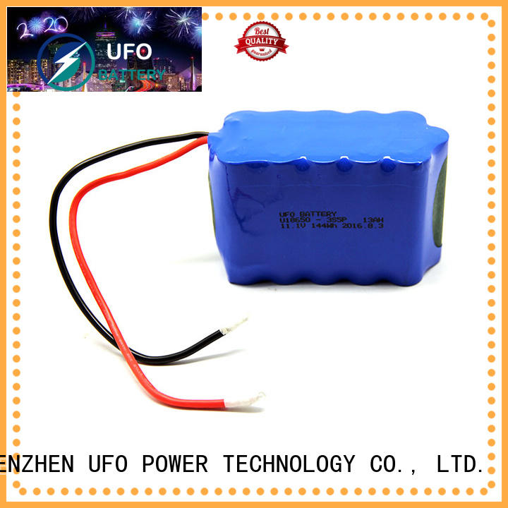 New rechargeable li ion battery pack ion factory for solar street light
