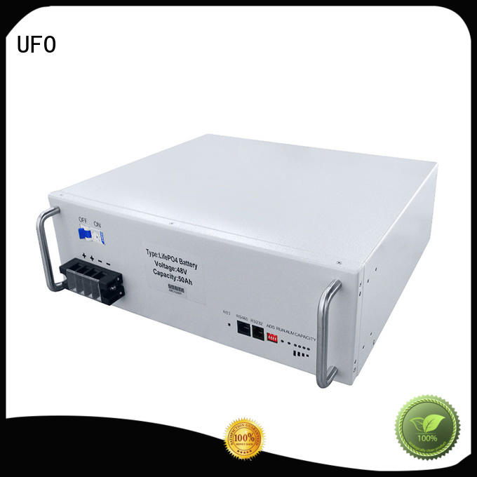 professional 48v lithium ion battery 100ah with air switch for solar system telecommunication ups UFO