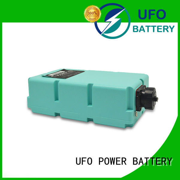 UFO 144v10ah custom shaped batteries supply for signal base station