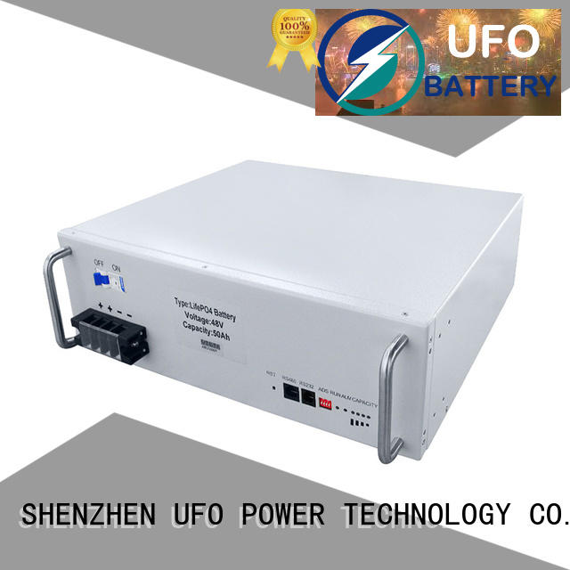 UFO telecom 48v lithium ion battery with air switch for sale