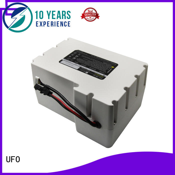 UFO integrated custom lithium battery pack with automation control technology for sale