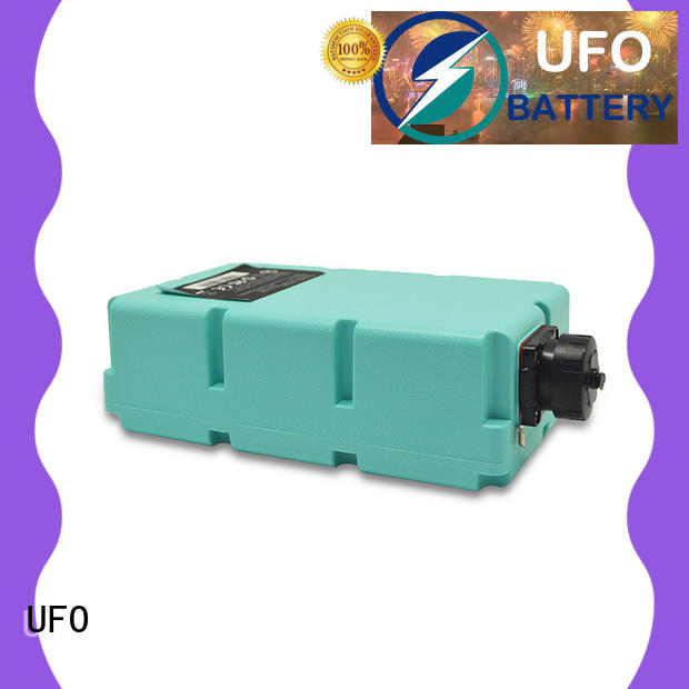 UFO superior quality custom shaped batteries manufacturer for sale
