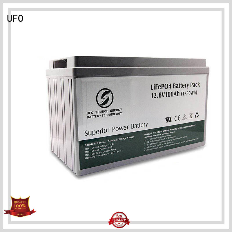 Lithium LiFePO4 battery pack 12.8V100Ah for solar system Gel battery replacement