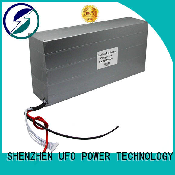 UFO ion lithium ion rechargeable battery pack factory for small device