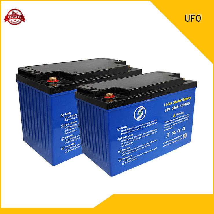 UFO golf 12 volt lifepo4 battery suppliers for sale