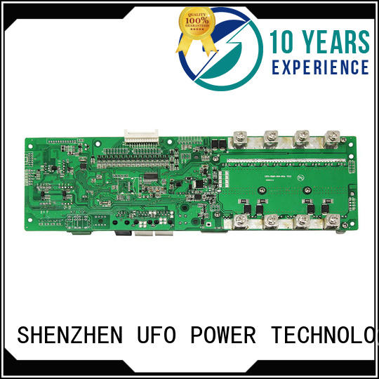 UFO lifepo4 lithium ion bms with air switch for battery management system