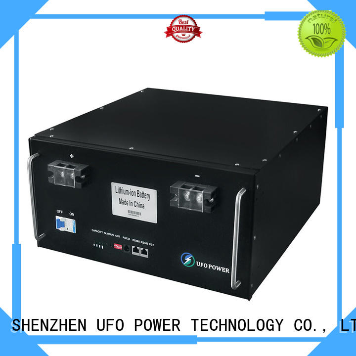 long lasting 48v lithium ion battery ups with automation control technology for solar street lamp