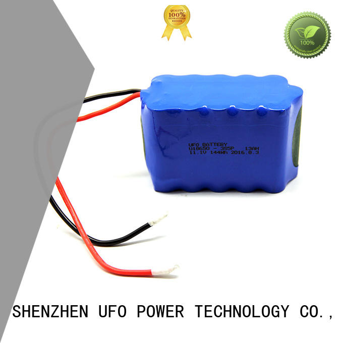 Custom rechargeable battery pack light factory for small device
