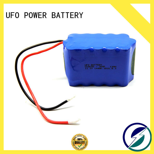 UFO lithium ion rechargeable battery pack long service life for sale
