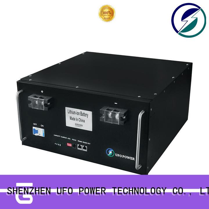 UFO professional station battery manufacturer for solar system telecommunication ups