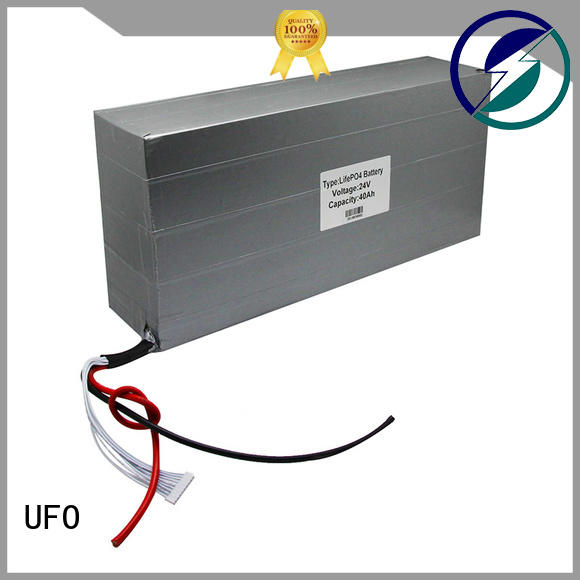 UFO ion rechargeable lithium battery pack suppliers for solar street light
