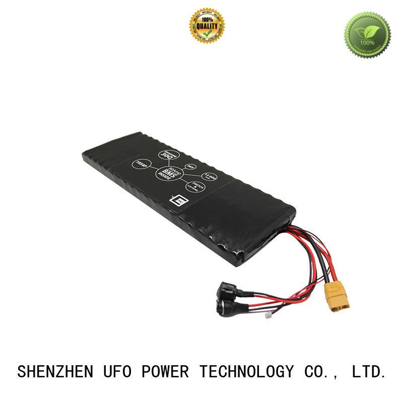 professional custom battery packs with flexible size for solar street light UFO