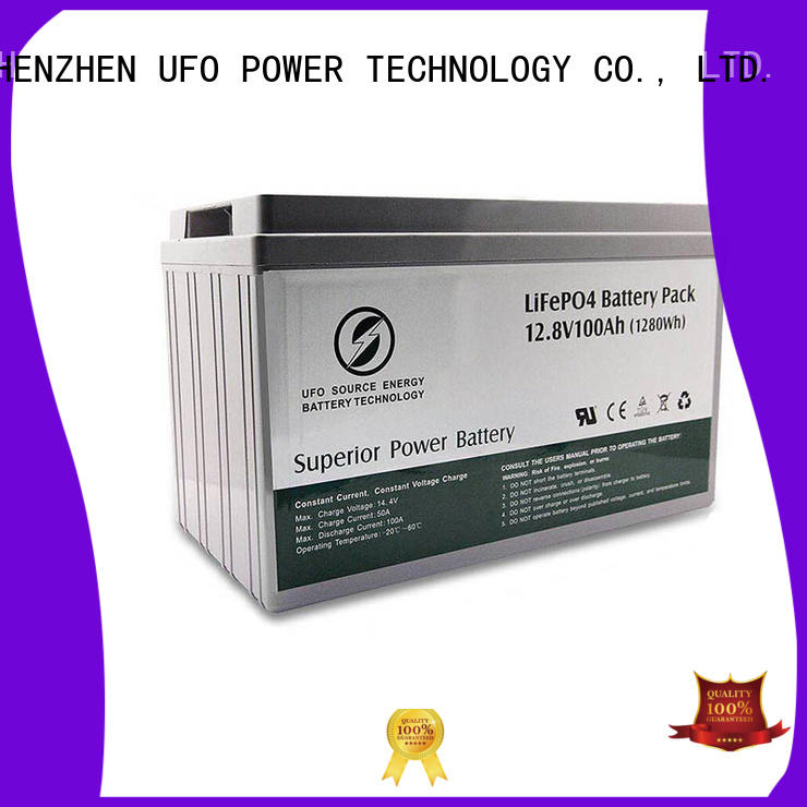 UFO 12 volt lifepo4 battery for sale
