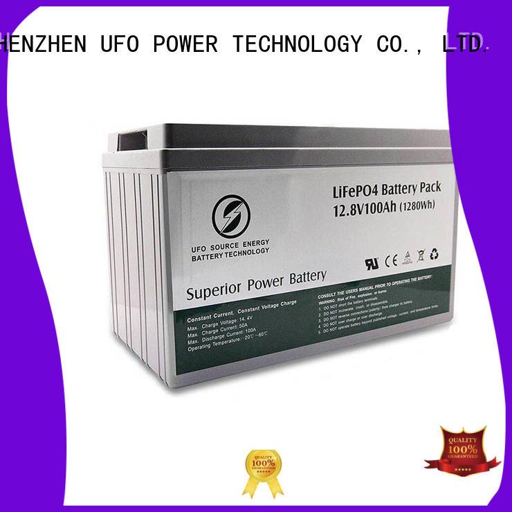 UFO 12 volt lifepo4 battery for sale