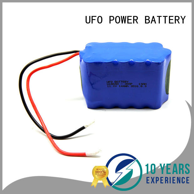 UFO lithium ion rechargeable battery pack with flexible size for sale