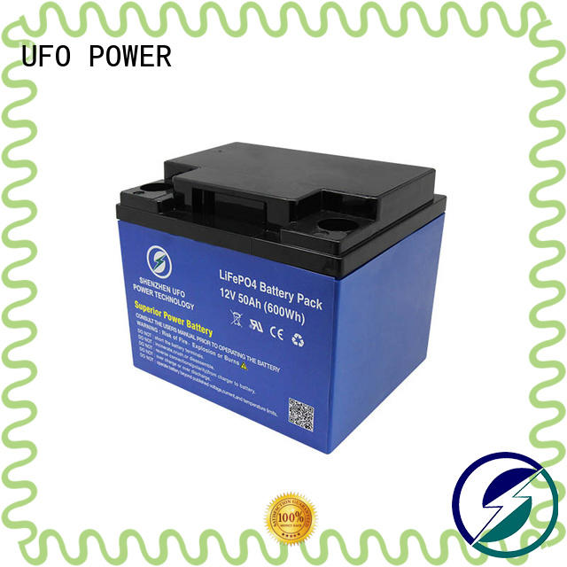 UFO reliable lifepo4 lithium ion battery lifepo for solar system Gel battery replacement