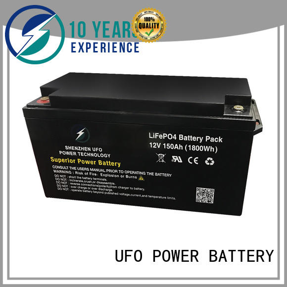 UFO lifepo4 battery for sale