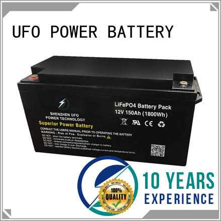 UFO good selling 12 volt lithium battery for sale