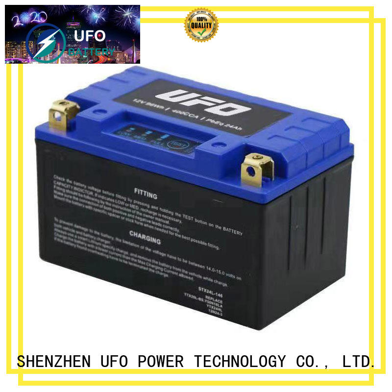 Wholesale lithium ion motorcycle battery starter for business for sale