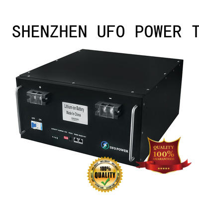 UFO long lasting 48v lithium ion battery lifepo for communication base station