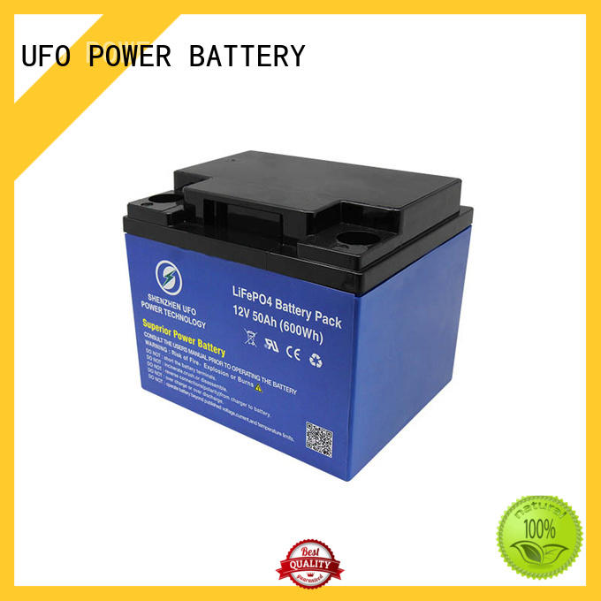 UFO New lifepo4 lithium battery factory for sale