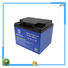 UFO reliable lithium iron phosphate battery 12v 100ah supplier for alarm