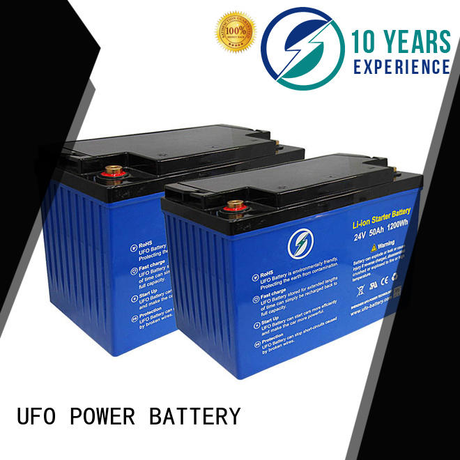 UFO cart 12 volt lithium battery company for solar system Gel battery replacement