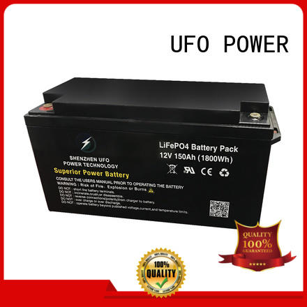 lifepo lifepo4 battery pack for alarm UFO