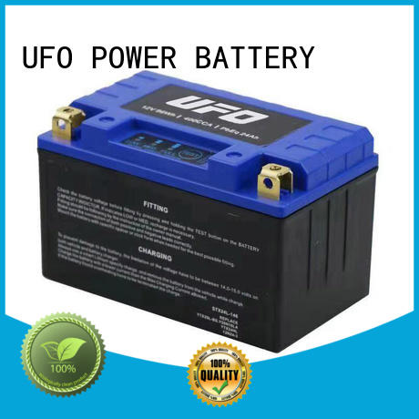 UFO lithium lithium ion motorcycle battery manufacturers