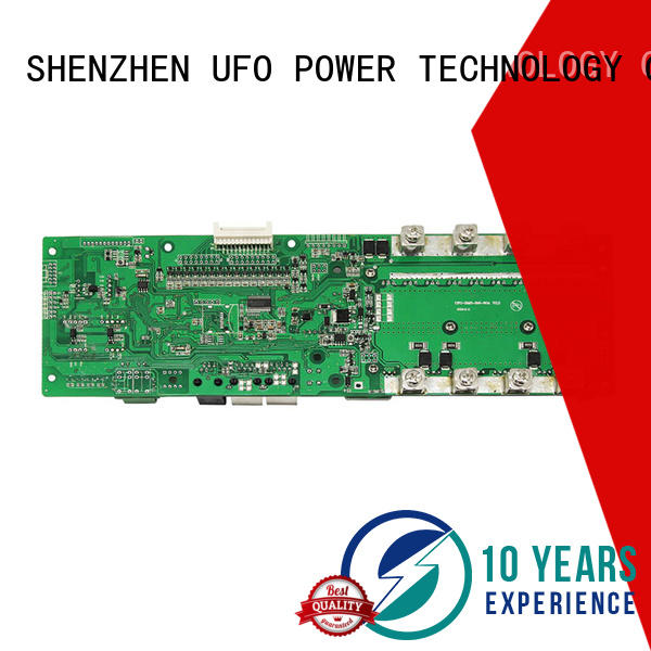 UFO efficient lithium ion bms with simple electronic protection for battery management system