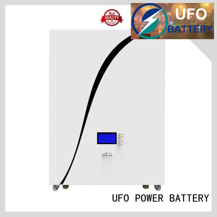 UFO High-quality power wall battery manufacturers for solar system telecommunication ups