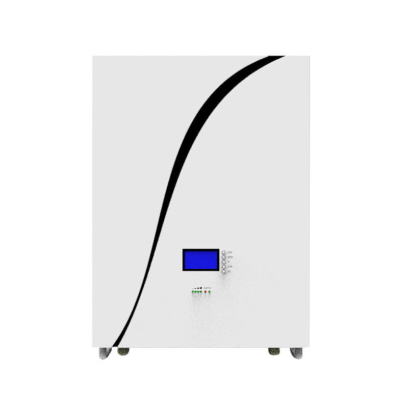 Snow White Powerwall | LiFePO4 Battery (Optional GPRS Data Transmission Units (DTU)] |48V100Ah| Solar Storage System, UPS