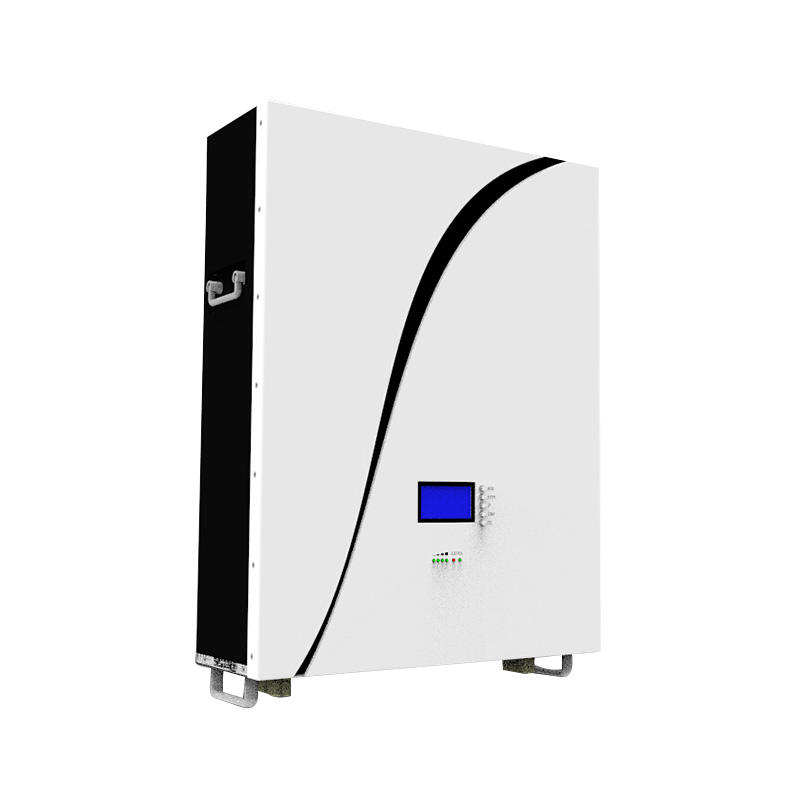 Snow White   Wall Mounted Solar Battery   LiFePO4 Battery (Optional GPRS) for Solar Storage System, Backup Power