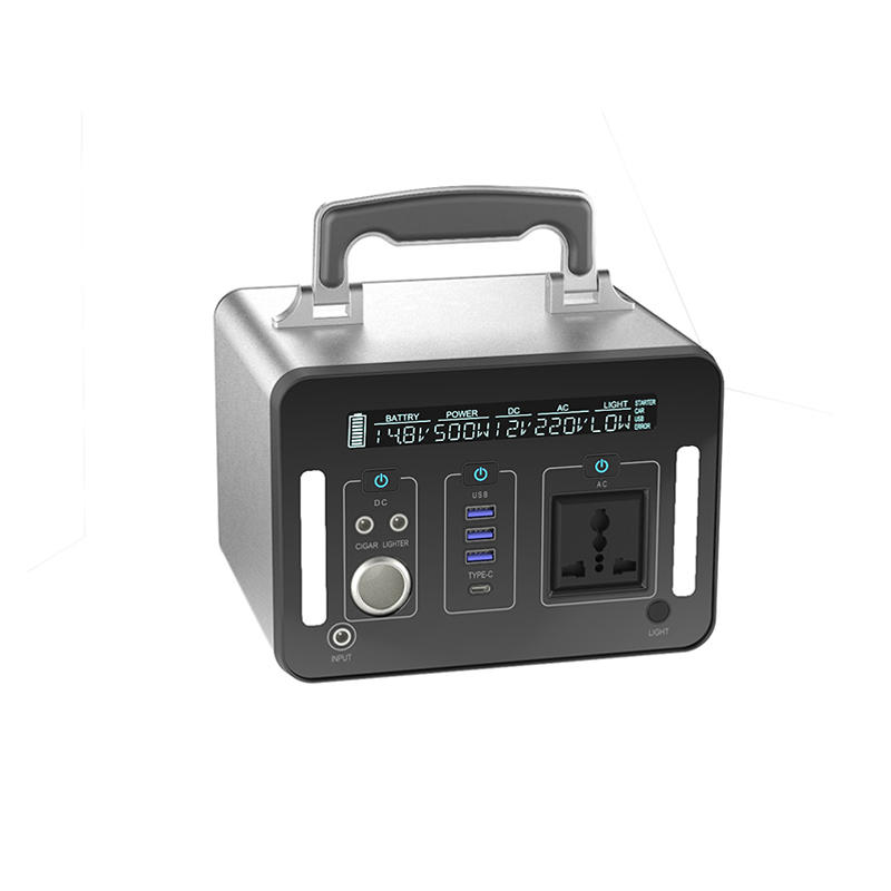 UFO 500Wh portable lithium battery