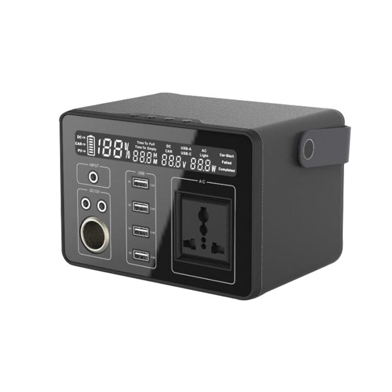 300Wh Portable Power Station Lithium Battery