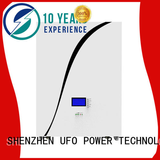 UFO Top power wall battery suppliers for sale
