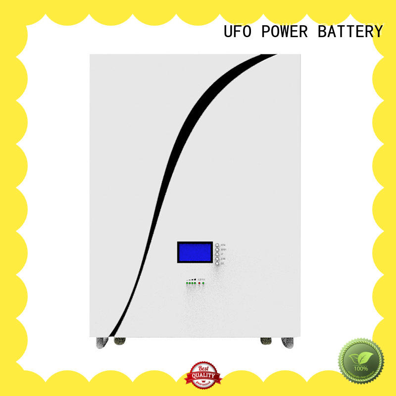 UFO 200ah solar powerwall factory for sale