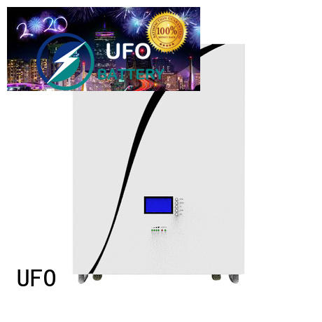 UFO Latest power wall battery manufacturers for sale