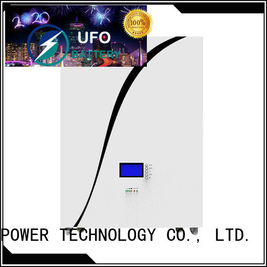 UFO 200ah solar powerwall long service life for sale