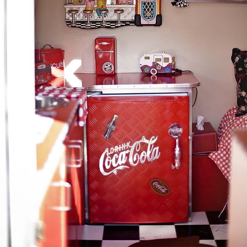 RV fridge