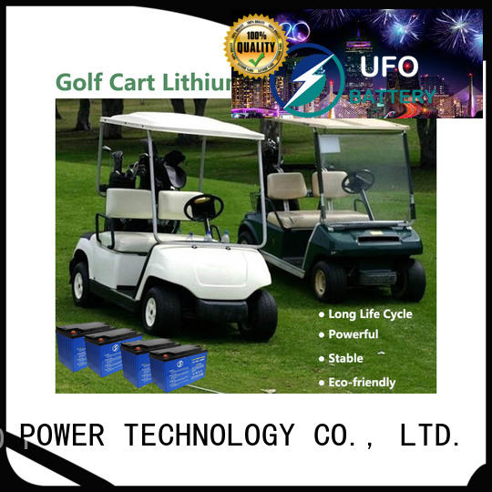 UFO 12v lithium iron battery for business for solar system Gel battery replacement