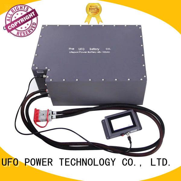 UFO 512v80ah motive power battery factory for solar system telecommunication ups agv