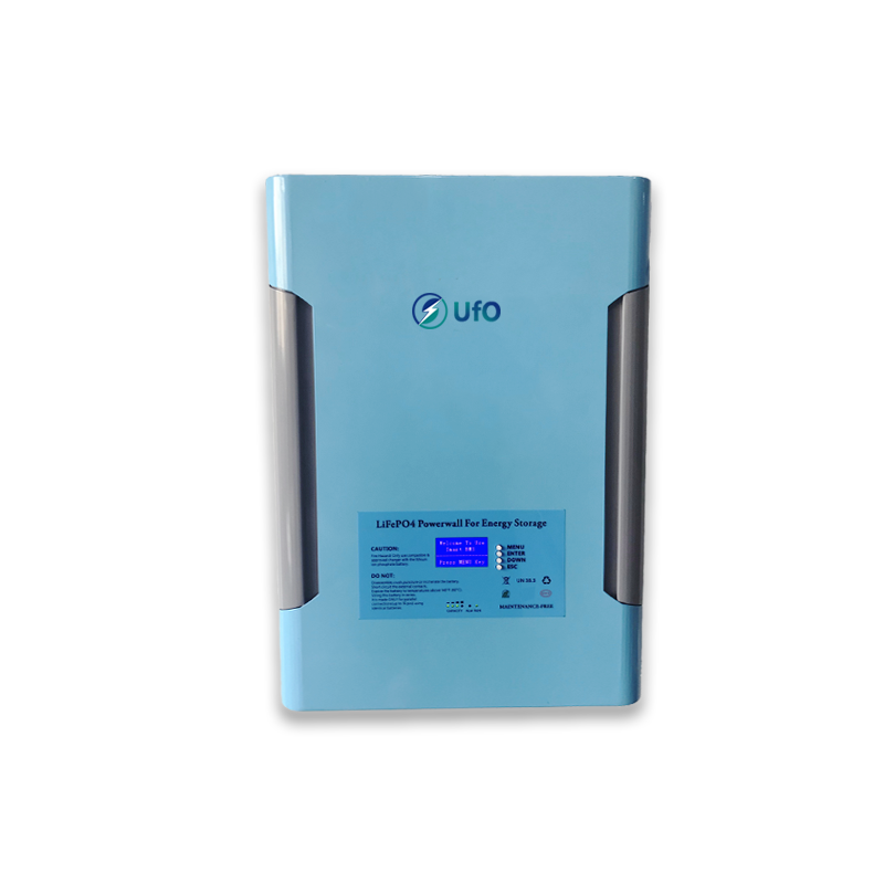 Sky Blue Powerwall | LiFePO4 Battery (Optional GPRS Data Transmission Units(DTU)| 48V 200Ah | Solar System | Backup Power