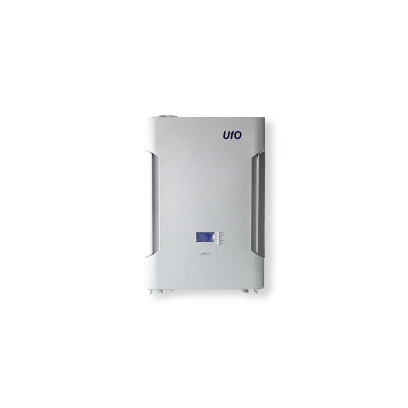 Sliver Grey Powerwall| LiFePO4 Battery (Optional GPRS Data Transmission Units(DTU) | 48V, 51.2V | Solar System | Backup Power